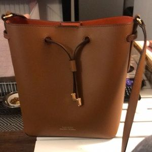 Ralph Lauren Debby bucket bag